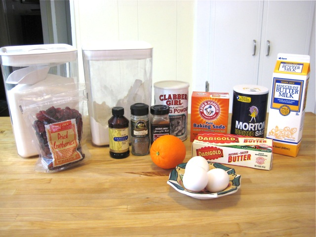 Ingredients for double recipe