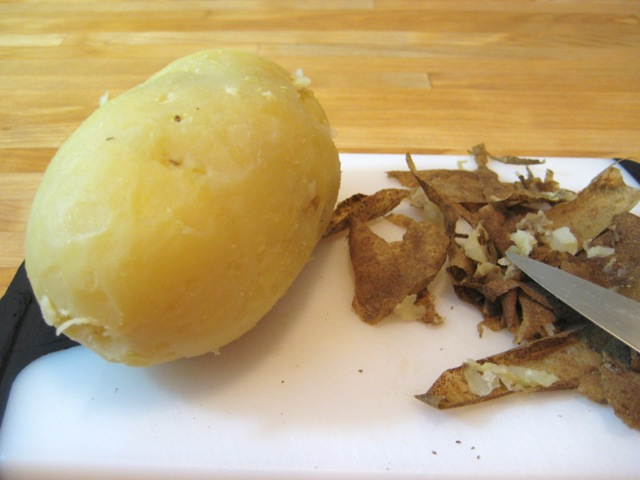 How To Boil Whole Potatoes