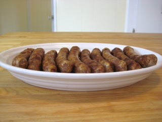 how to cook sausage links on the grill